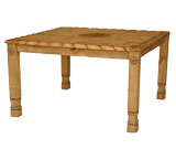 Square Texana Nine StarHigh-Top Table