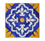 Marsella Brillante Matte Finish Talavera Tile