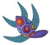 Oaxacan Woodcarving by Zeny Fuentes