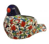 Talavera Bird Planter