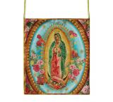 Virgin of Guadalupe Purse with Strap