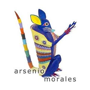 Oaxacan Woodcarvingby Arsenio Morales