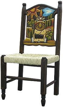 Large Woven Siesta Chair