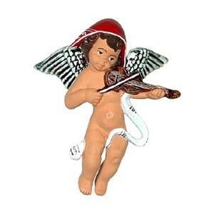 Cherub with Violin