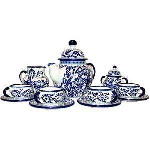 Talavera Coffee Set #14