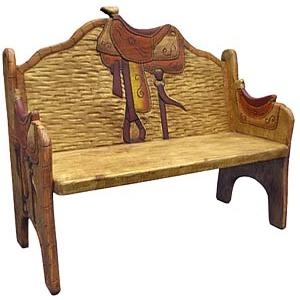 Saddle Bench