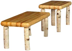 Northland BirchOccassional Tables