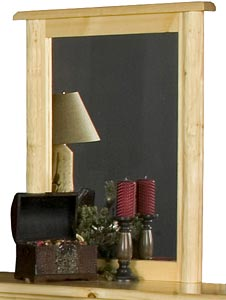 Northwoods Dresser Mirror