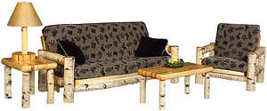 Northland Birch Futon