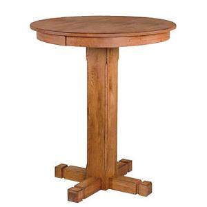 Rustic OakPub Table