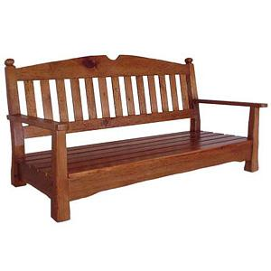 Large Hacienda Bench
