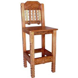 Chiapas Bar Stool
