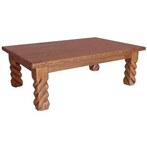 Sq. California Coffee Table