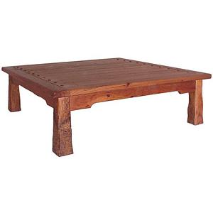 Sq. Hacienda Coffee Table