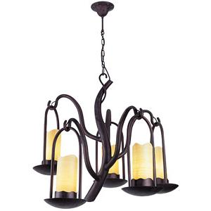 Castillo Collection Five Light Chandelier