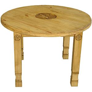 Round Julio Star Dining Table