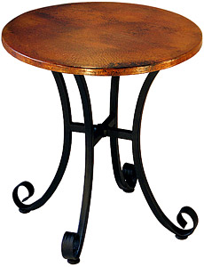 Round Italian Dining Table