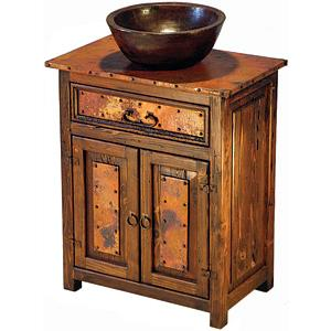 Deer Valley Sink Cabinet