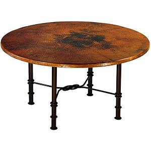 Round Figure Eight Dining Table