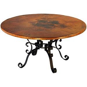 Round Roman Dining Table