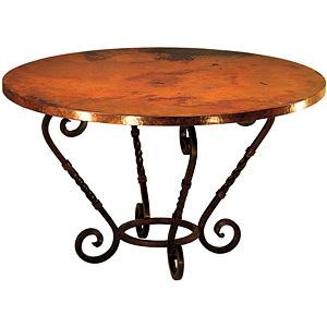 Round Margarita Dining Table