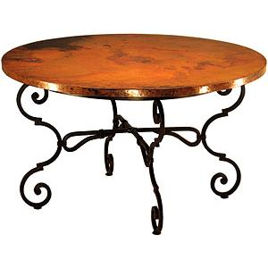 Round Monica Dining Table