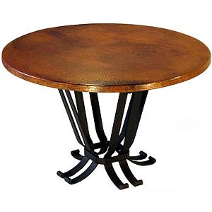 Round Manuel Dining Table