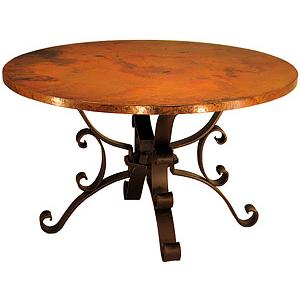 Round HeavyRoman Dining Table