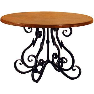 Round Quebrada Dining Table