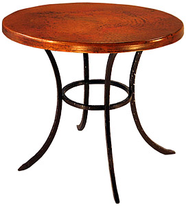 Round Classic Dining Table