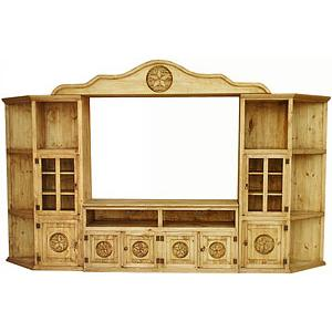 Large Santa MariaEntertainment Center
