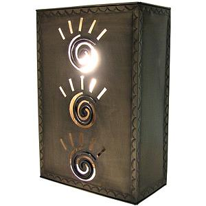 Square Taos Wall Sconce