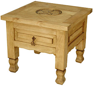 Keko Star End Table