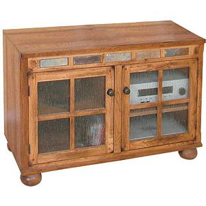 Rustic Oak42 TV Console