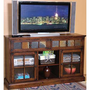 Santa FeInlaid TV Console