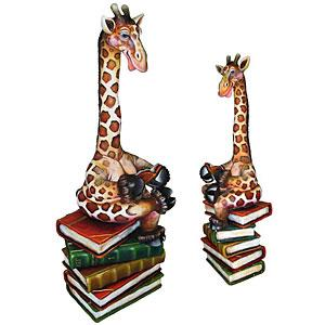 Giraffe Book Club