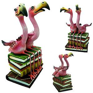 Flamingos Book Club