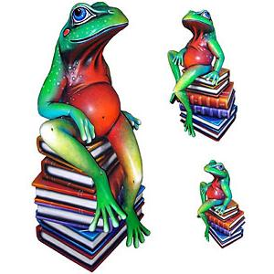 Giant Frog Book Club