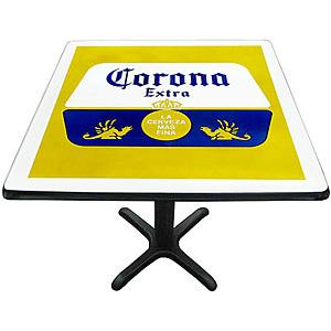 Corona ExtraNew Logo Metal Table