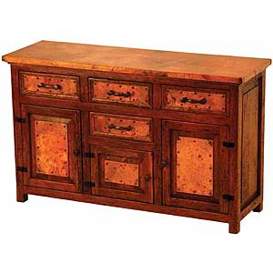 Francisco 4-Drawer Sideboard