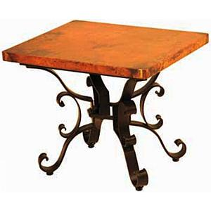 Roman End Table