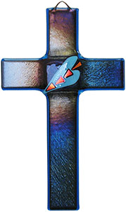 Cross My Heart Turquoise