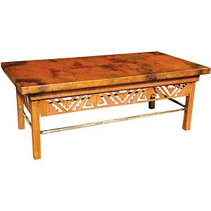 Petroglyph Coffee Table