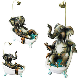 Elephant Bathtub