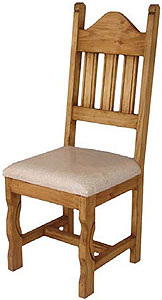 Pueblo Chair w/Cushion