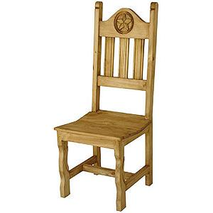 Pueblo Star Chair
