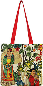 Frida Kahlo Light Tote Bag