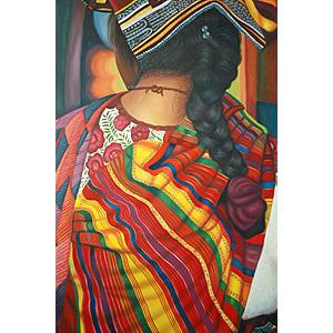 PosahuacoOil Painting on Canvas