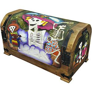 Day of the Dead Trunk