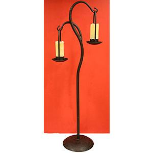 Castillo CollectionDouble Floor Lamp
